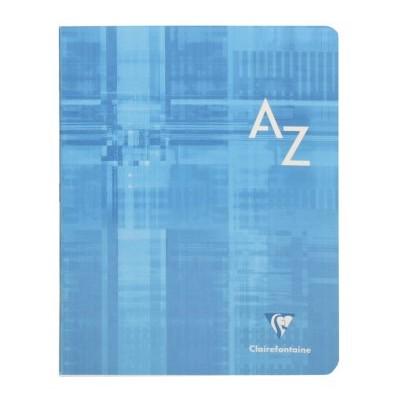 Répertoire A-Z classique Vocabulaire 17x22cm 96 pages grands carreaux