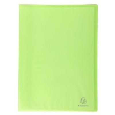 Lutin Porte-vues 200 Vues A4 Plastique semi-rigide
