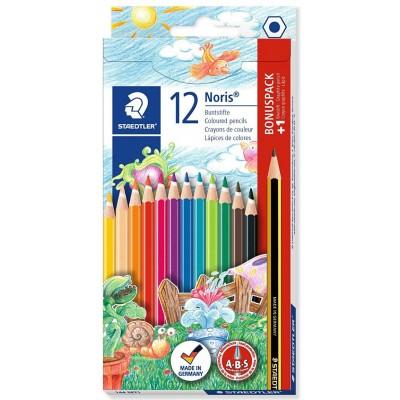 Crayons de couleur Etui de 12 - Staedtler