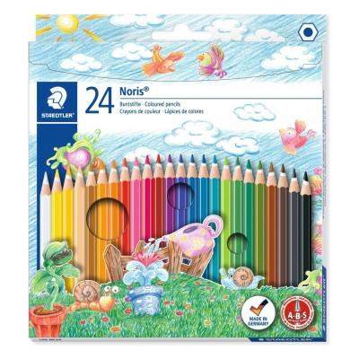 Crayons de couleur Etui de 24 - Staedtler