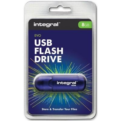 Clé USB 8 Go Evo Integral - USB 2.0