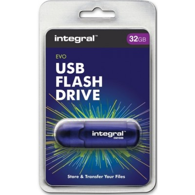 Clé USB 32 Go Evo Integral - USB 2.0