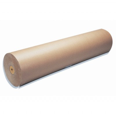 Papier Kraft brun Rouleau de 10m x 1m 60g