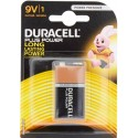 Pile 9V MN1604 9V Duracell Plus Power