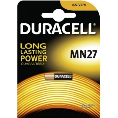 Pile MN27 A27 / 27A 12 V Duracell