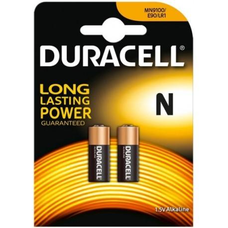 Pile N MN9100 1,5 V Duracell Pack de 2