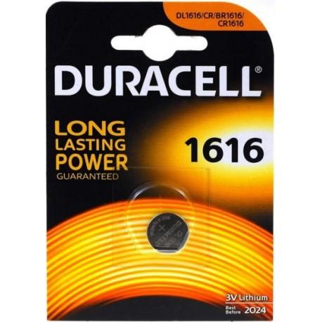 Pile bouton 1616 3V Duracell