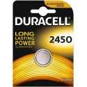 Pile bouton 2450 3V Duracell