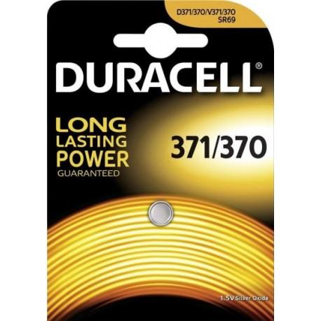 Pile pour Montre 371/370 1,5 V Duracell