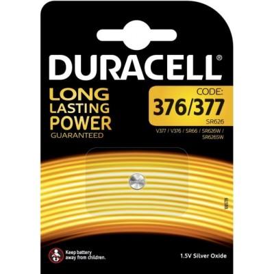 Pile pour Montre 376/377 1,5 V Duracell