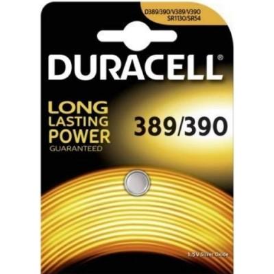 Pile pour Montre 389/390 SR1130 1,5 V Duracell