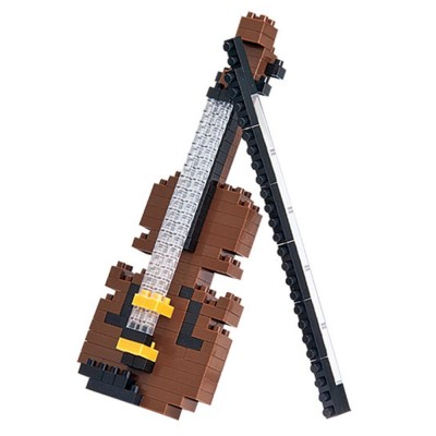 Nanoblock Violon - 180 pièces - Difficulté 2/5