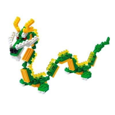 Nanoblock Dragon oriental - 130 pièces - Difficulté 2/5