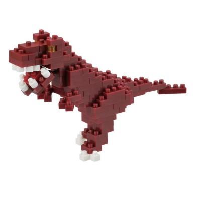 Nanoblock Tyrannosaure - 240 pièces - Difficulté 2/5