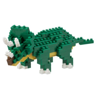Nanoblock Triceratops - 240 pièces - Difficulté 2/5