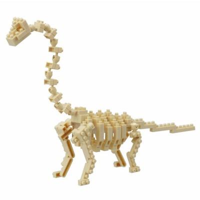 Nanoblock Brachiosaurus - 290 pièces - Difficulté 4/5