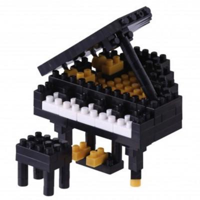 Nanoblock Piano à queue - 170 pièces - Difficulté 2/5