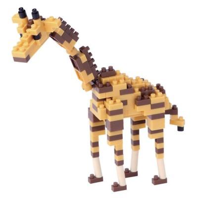 Nanoblock Girafe - 150 pièces - Difficulté 2/5