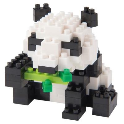 Nanoblock Panda - 170 pièces - Difficulté 2/5