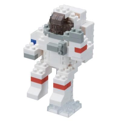 Nanoblock Astronaute - 110 pièces - Difficulté 3/5