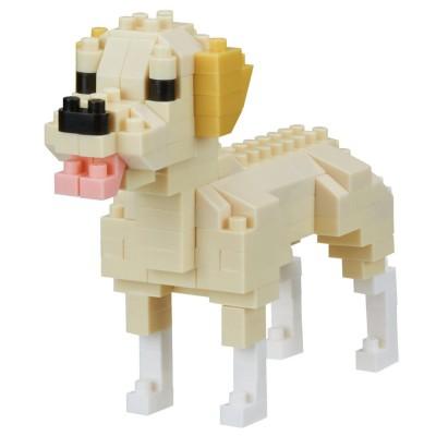 Nanoblock Labrador - 146 pièces - Difficulté 3/5