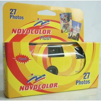 Appareil photo Jetable Flash intégré 27 Photos