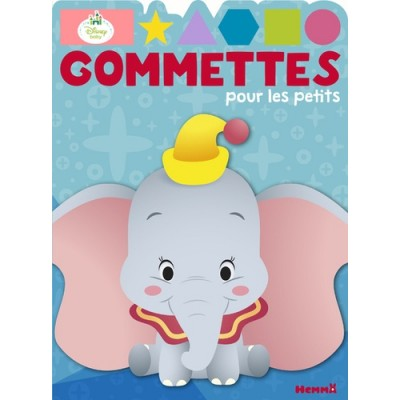 Gommettes pour les petits - Dumbo