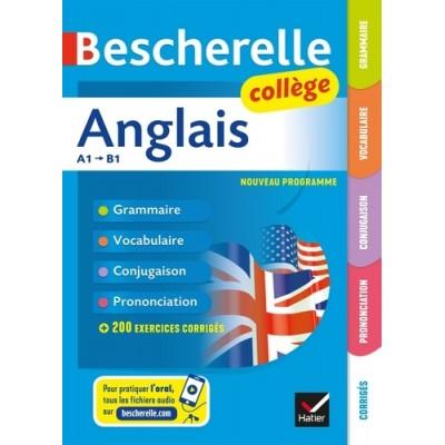 Bescherelle anglais collège A1-B1