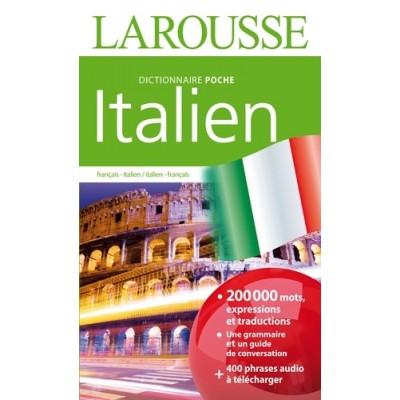 Dictionnaire de poche Larousse français-italien / italien-français