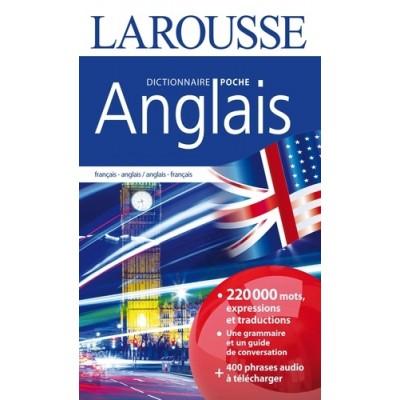 Dictionnaire de poche Larousse français-anglais / anglais-français