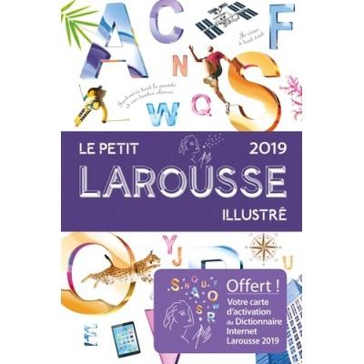 Le Petit Larousse Illustré - Edition 2019