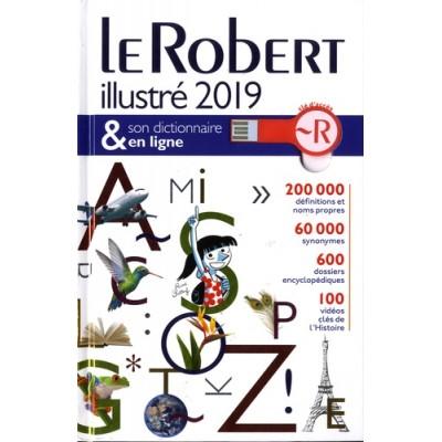 Le Robert illustré - Edition 2019