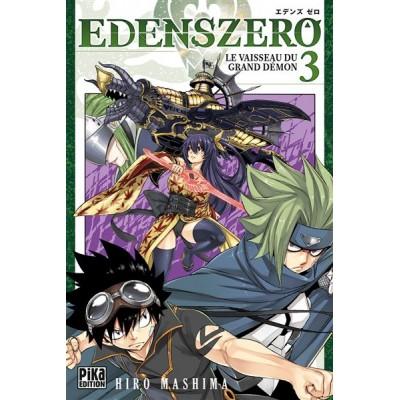 Edens Zero Tome 3 - Hiro Mashima