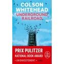 Underground railroad - Colson Whitehead
