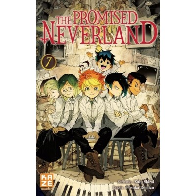 The Promised Neverland Tome 7 - Kaiu Shirai