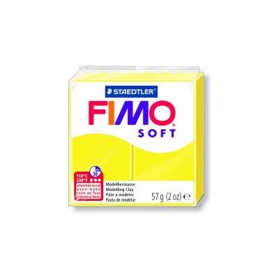 Pâte FIMO Jaune citron n°10