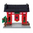 Nanoblock Kaminarimon - 430 pièces - Difficulté 4/5