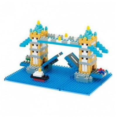Nanoblock Tower Bridge Londres - Difficulté 3/5