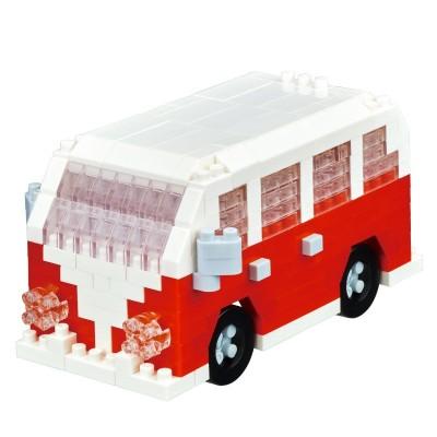 Nanoblock Minivan - 290 pièces - Difficulté 3/5