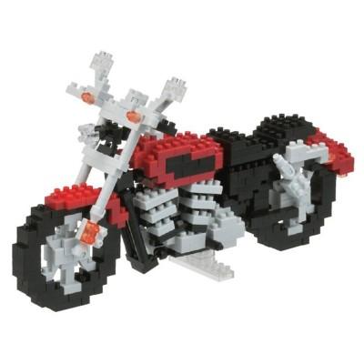 Nanoblock Moto - 420 pièces - Difficulté 5/5