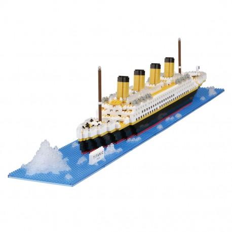 Nanoblock Titanic - 1800 pièces - Difficulté 5/5