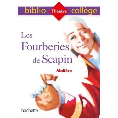 Les Fourberies de Scapin - Molière