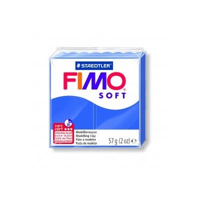 Pâte FIMO Bleu brillant n°33