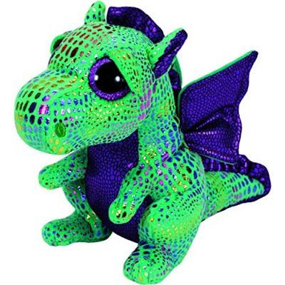 BEANIE BOO'S SMALL - CINDER LE DRAGON