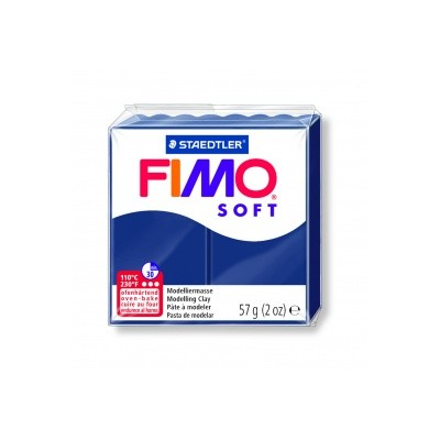 Pâte FIMO Bleu windsor n°35