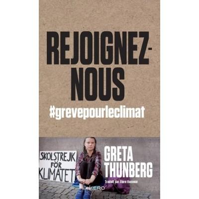 En grève pour le climat - Greta Thunberg