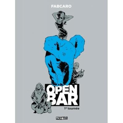 Open Bar - 1re tournée - Fabcaro