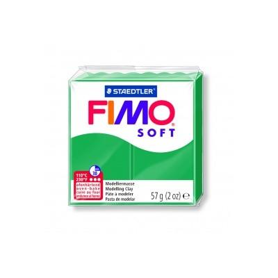 Pâte FIMO Vert émeraude n°56