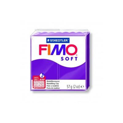 Pâte FIMO Pourpre n°61