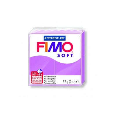 Pâte FIMO Lavande n°62